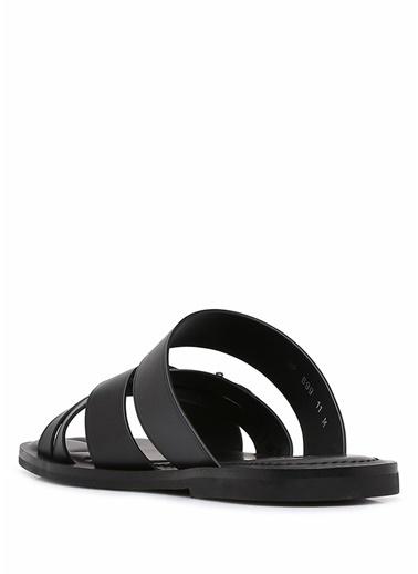 Salvatore Ferragamo Sandalet Siyah